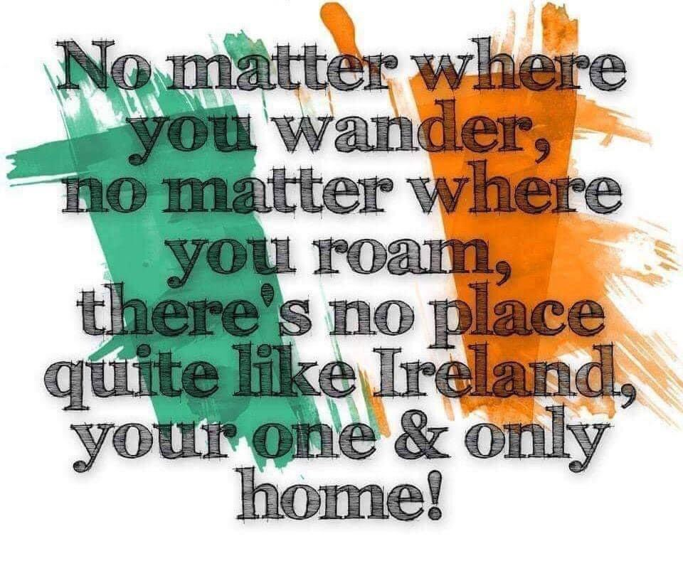 #HOMECOMING #Ireland can't wait to go to Ireland #irelandwhenthetimeisright @irishradioca