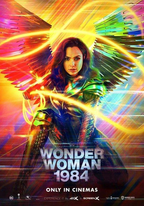 Wonder Woman 1984 Free Streaming, Grab it fast guys. Links will expored soon. #SaturdayMorning  #malamminggu #WonderWoman1984    Berlatar setting tahun 1980-an, petualangan Wonder Woman selanjutnya adalah menghadapi dua musuh baru: Max Lord dan The Cheetah.