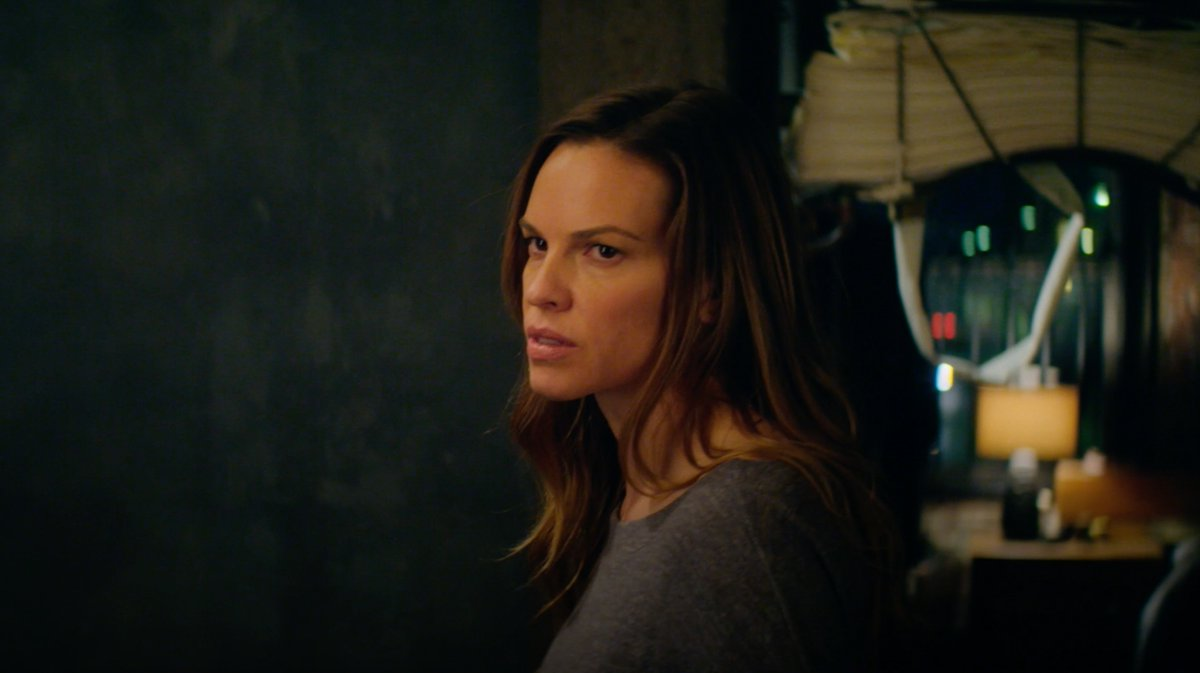 Get an exclusive look at the new psychological thriller #Fatale. Starring @HilarySwank and @MichaelEaly, this film follows a dangerous game of cat and mouse between a police detective and the man she's trying to trap.