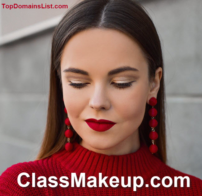 , The #DomainName for a #beauty products #onlineshop  and or lots of #makeup lessons and tips #domainnames #domain #makeupchallenge #makeupartist #BeautySecrets