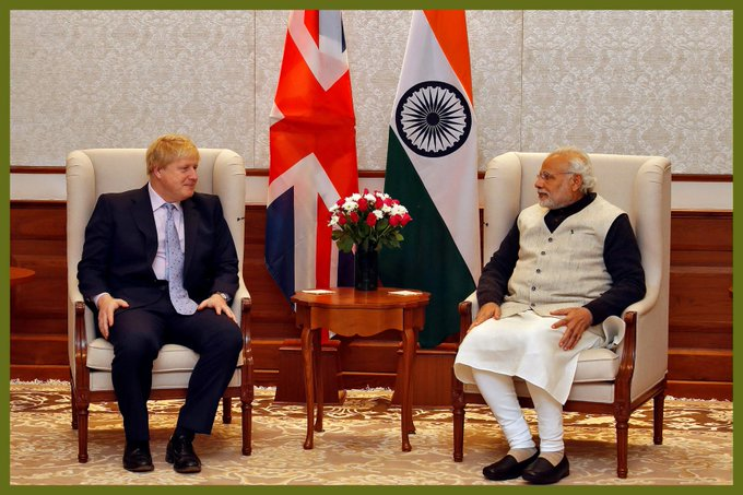 India trip cancellation spares UK from diplomatic row over Delhi Photo