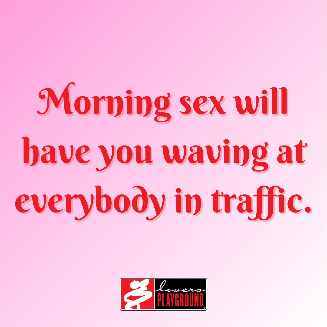Morning sex to start the day off right!🤤 . . #saturdaymood #saturdaymorning #saturday #morningsex #morningtraffic #sexysayings #sexyquotes #tagafriend #quoteoftheday #loversplayground