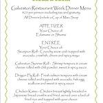 Image for the Tweet beginning: The 10th annual Galveston Restaurant