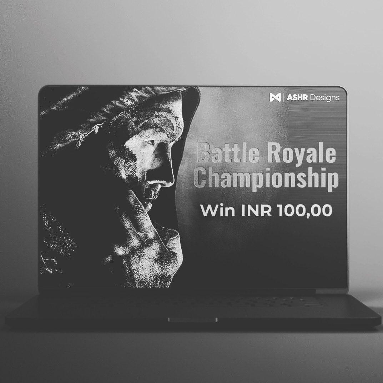 #ComingSoon #battleroyale #global #Championship