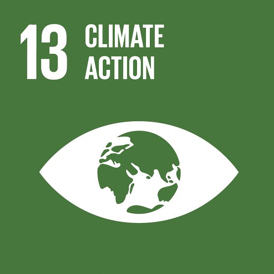 2019 was the second warmest year on record and the end of the warmest decade (2010- 2019) ever recorded.   Carbon dioxide (CO2) levels and other greenhouse gases in the atmosphere rose to new records in 2019.   #bkdfoundation #UN75 #SDG13 #Agenda2030 #GlobalGoals