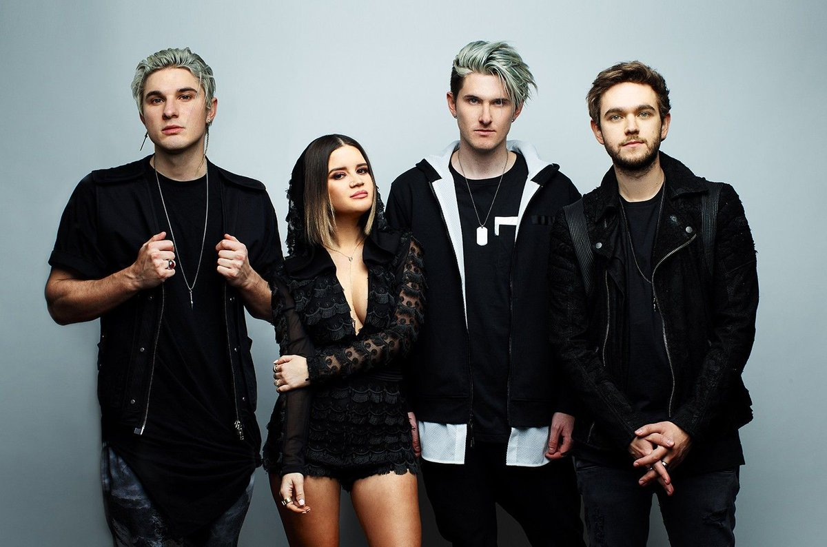 """.@Zedd is now part of Spotify's billion streams club as """"The Middle"""" with @greymusic and @MarenMorris passes the milestone 
