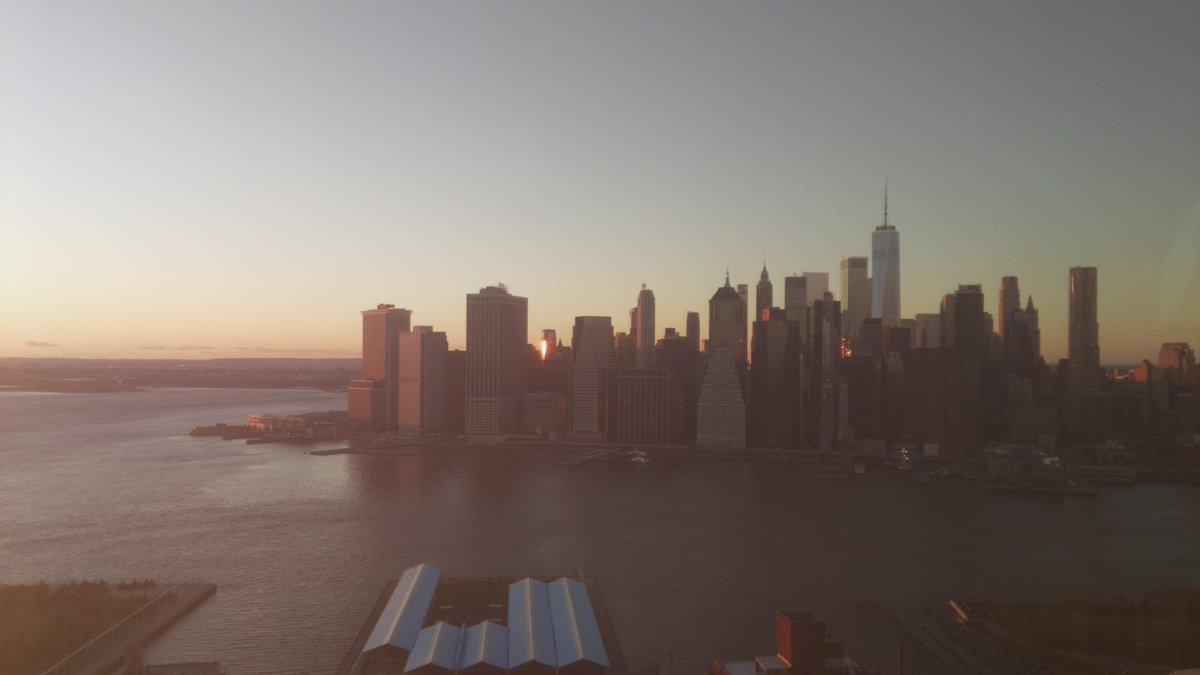 #sunset #Brooklyn #NYC