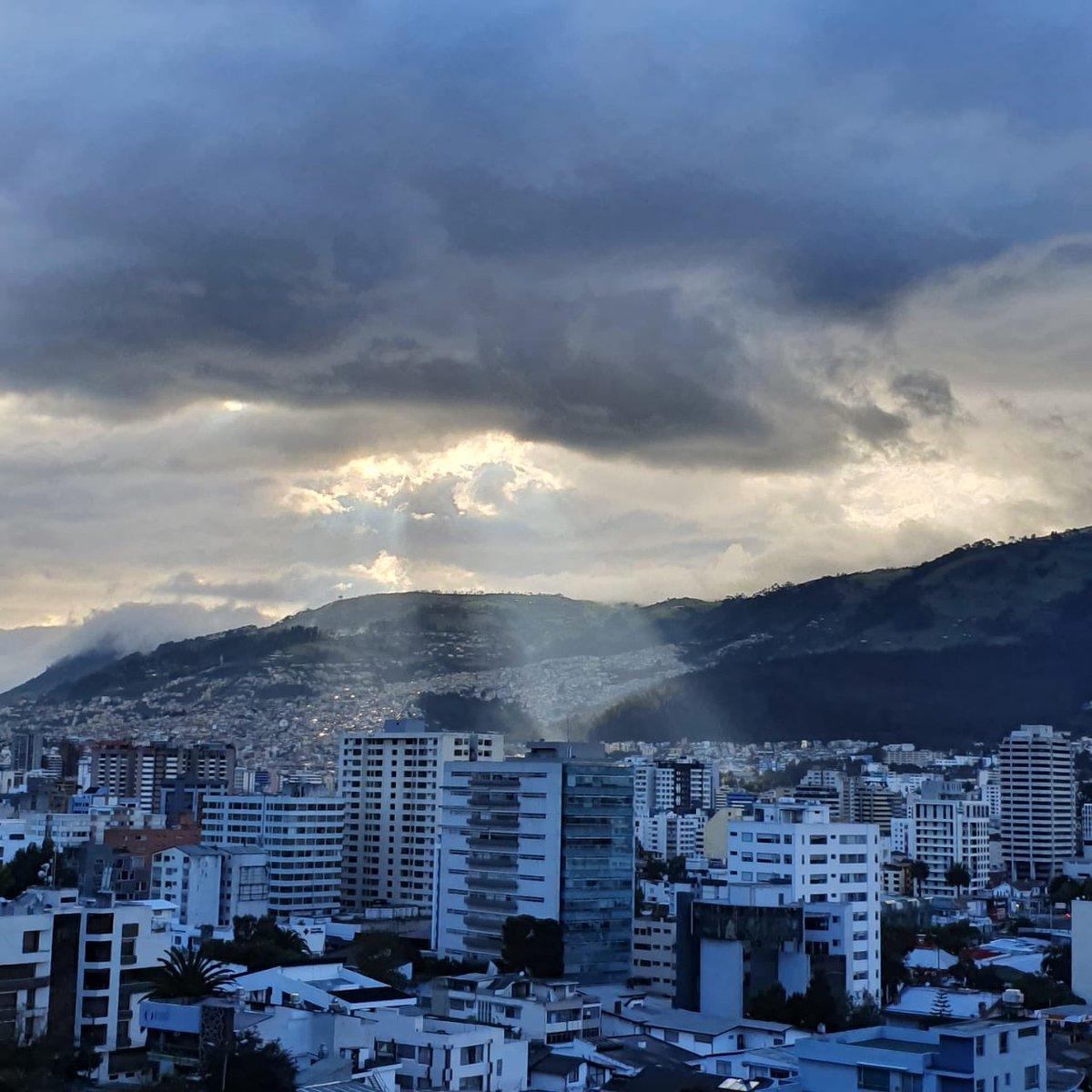 Qué lindo eres Quito 💙