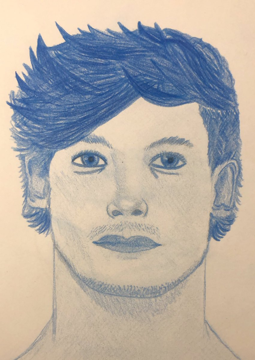 Ehyy guys, i'm not an artist or something, i've never studied for this. But watch what i've just finished. I know it's not perfect, i tried. Hope you like it! @Louis_Tomlinson #LouisTomlinson #OneDirection