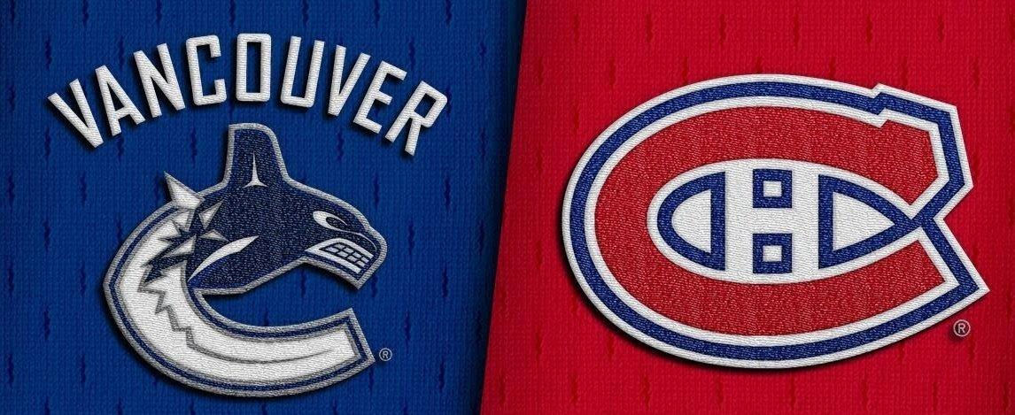 Gameday❗Partido gratis de la jornada en la 💻web  y en la aplicación📱de @NHL @CanadiensMTL vs @Canucks a las 07:00PM-ET🇨🇦 (01:00h🇪🇸) #NHLesp #Habs #GoHabsGo #Canucks #MTLvsVAN #FreeGameOfTheDay #NHL
