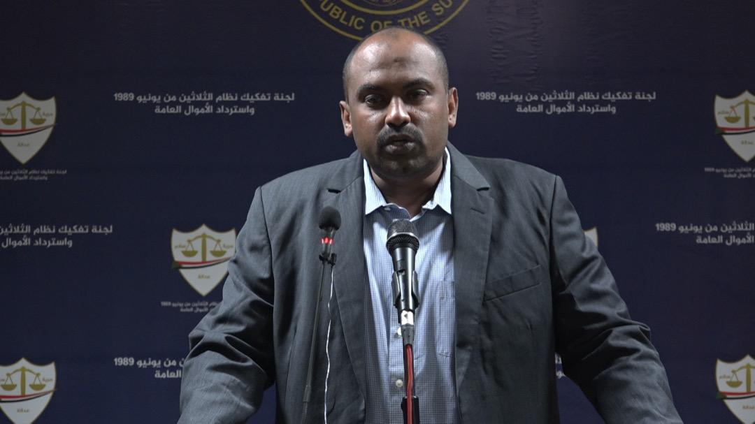 محمد الفكي: الاحتجاجات حق اصيل كفلته الثورة   #سونا #السودان