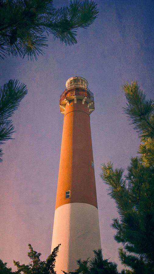 Barnegat Sunset!  #lighthouse #barnegat #newjersey #jerseyshore #sunset @joancarroll