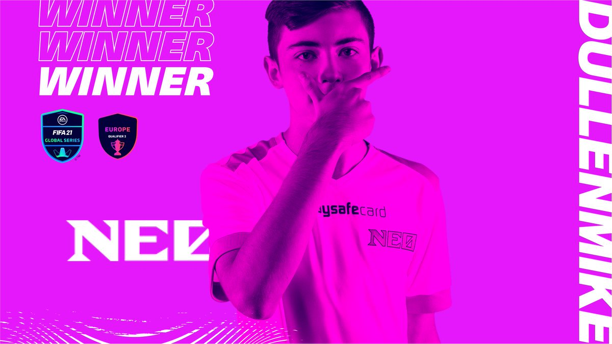 UNSTOPPABLE!  @DullenDike remained unbeaten throughout the tournament and is the newest Xbox European Champion! 🏆  #FGS21 | @FOLLOWNEOGG