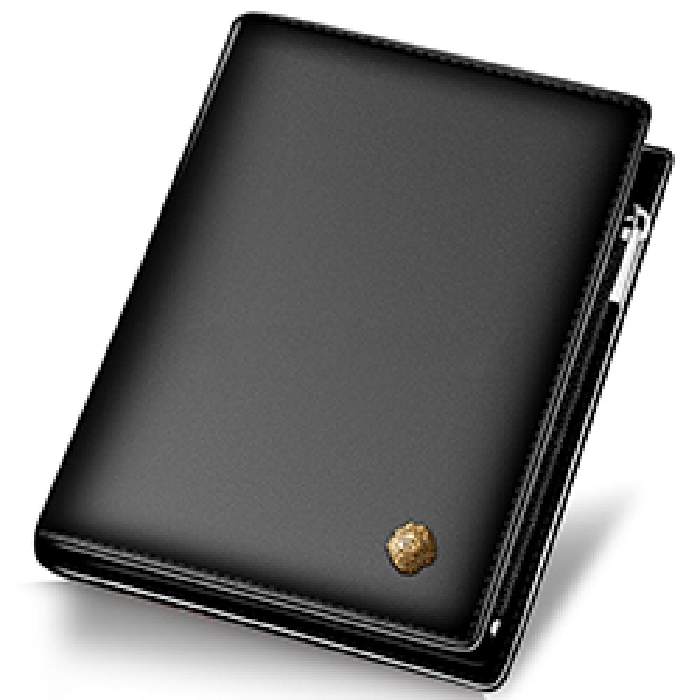 #follow4follow #art Simple Genuine Leather Wallet For Men