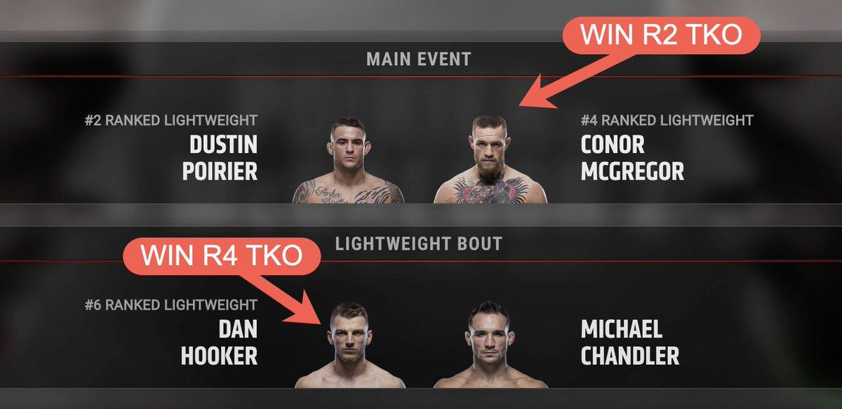 #UFC257 Who ya got?  #UFCFightIsland