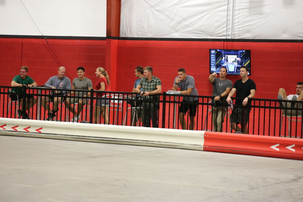 The sidelines are what you make it, it could be a great place to catch up with your friends or get in the centered for the next race!  #AutobahnSpeed #SideLines #Electric #GoKarts
