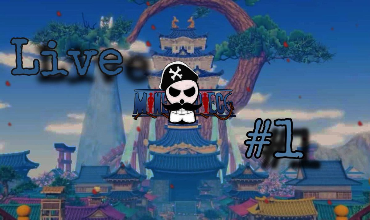 Bonsoiiir! Ce soir, gros #live sur #minecraft #ONEPIECE. On vous attend nombreux!! Parfait pour se détendre en ce temps de #CouvreFeu18h. lien ->  #twitch #twitchstreamer #stream #TwitchPartner #minepiece