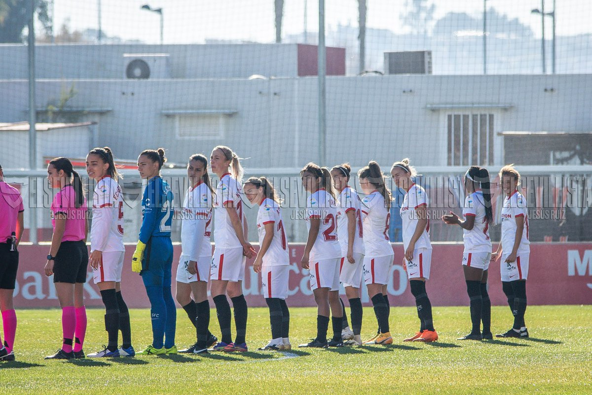 📝 20 jugadoras para viajar a Madrid  📲 #AtletiSevillaFC #VamosMiSevilla #SFCDirecto #PrimeraIberdrola #TDSDeporte  ➡️