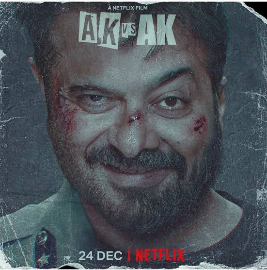 #AKvsAK is actually superb! @AnilKapoor is so damn good.... he does these brilliant acts whenever a director finds him one such character to play.. watch #Saheb to know how brilliant he can be.. @anuragkashyap72 is surprisingly good in a full fledged role...
