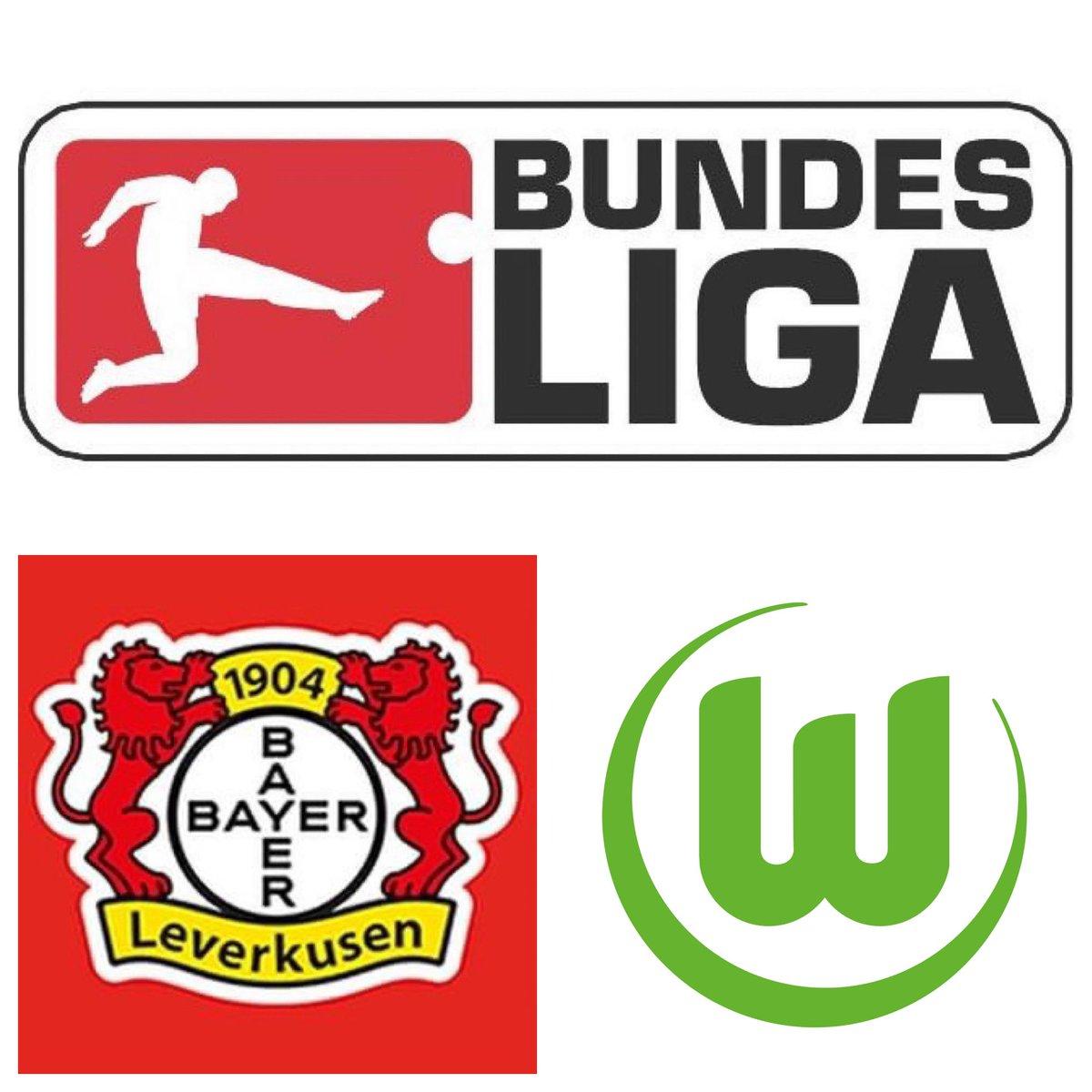 #IESRSN #Wolfsburg @ #BayerLeverkusen is underway! #Bundesliga #B04WOB