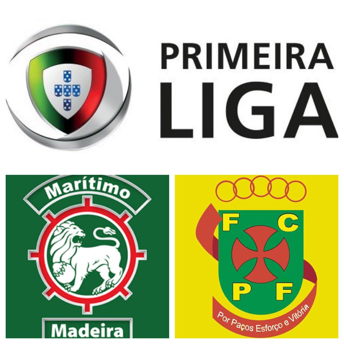 #IESRSN #Maritimo @ #Ferreira is underway! #PortugueseLiga