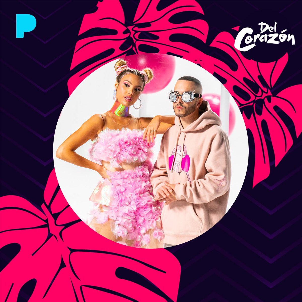 Replying to @lelepons: Thank you @pandoramusic 💕🍬 Listen to Bubble Gum on Del Corazón station here