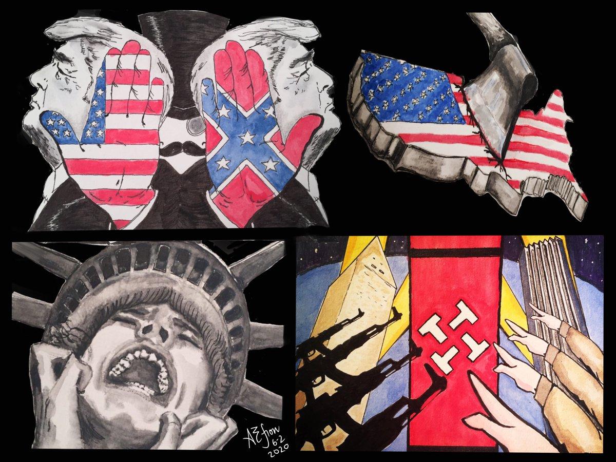 The Black Lives Matter Archive Project - Artist Amy Cohen Efron   #art #artists #BlackLivesMatter #BLM #CrisisArt #Racism #hate #whitepower #KKK