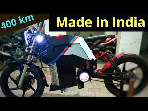 400 KM #Range #ELECTRIC ...      #400KmRangeElectricBike #ElectricBike #ElectricBikeIndia #ElectricMotorcycle #ElectricMotorcycleIndia #ElectricMotorcycles #ElectricVehicles #EV #MadeInIndia #MadeInIndiaElectricMotorcycle #MotionBreezeElectricBike