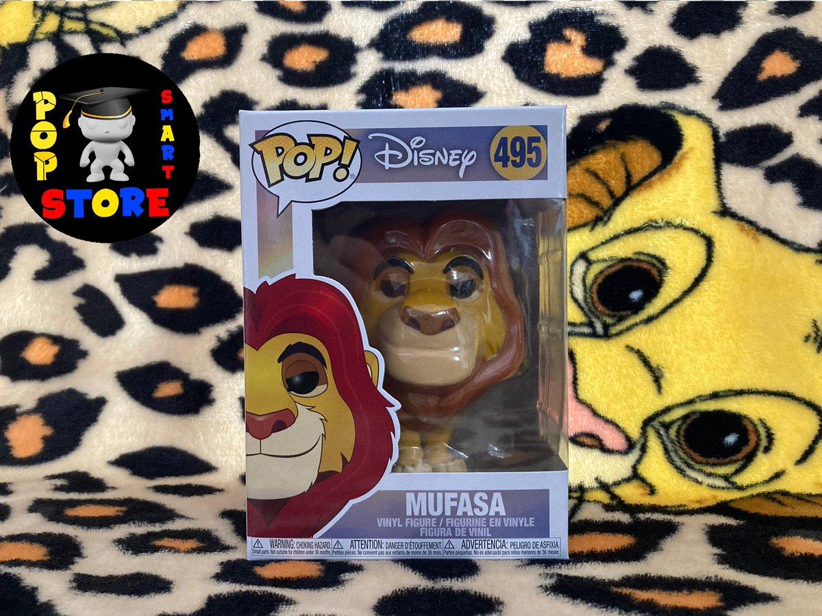 Mufasa - No495 - £12.00  #Disney #TheLionKing #FunkoPop #Funko