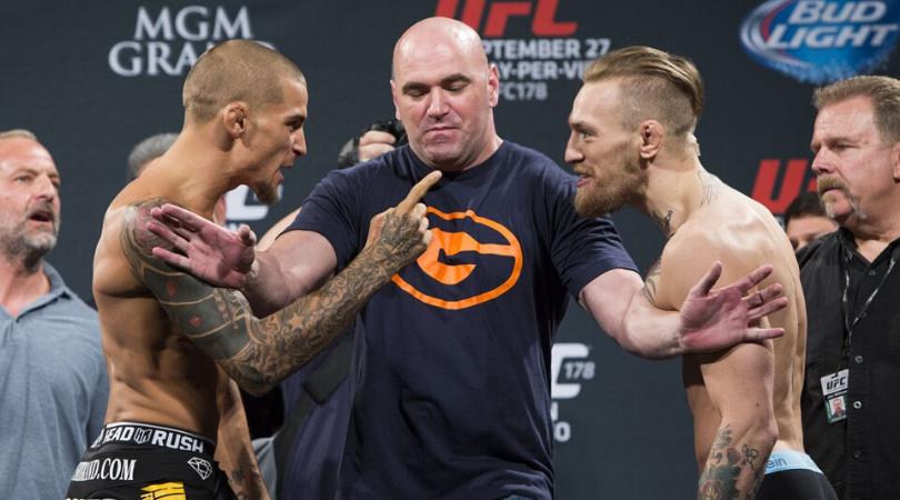 McGregor es favorito pero lleva mucho tiempo sin pelear y Poirier es un gran luchador. ¿Quién ganará? #apuestas #UFC257 #UFCFightIsland8 #PoiriervsMcGregor2