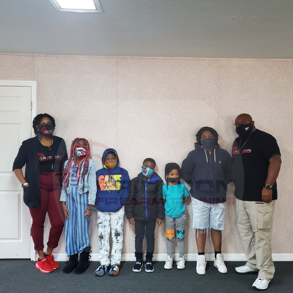 Awesome class today!! 6 eager children ready to learn about #firearmsafety. #GridIronFirearmTraining #2ndAmendment #firearms #DuvalCounty #SaturdayVibes #saturdayfunday