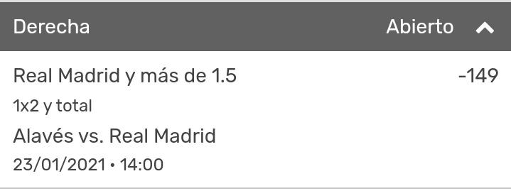 #FreePick #LaLiga #RealMadrid   Confiemos en el Madrid!