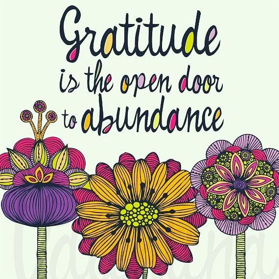 Have a #Grateful Saturday. #saturdayvibes #gratitude #thankful #AbundanceMindset #abundantlife #thepoetrydiner