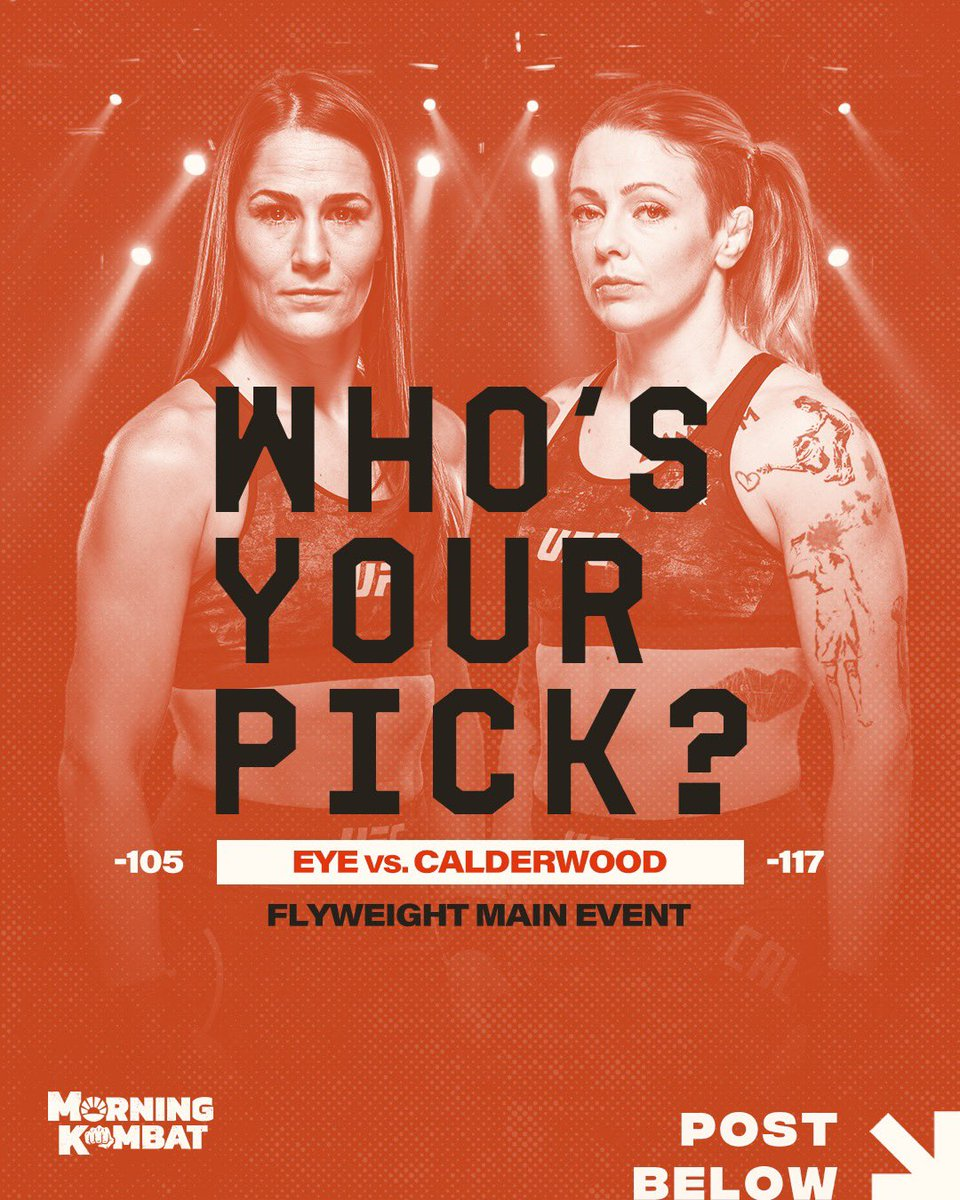 Can @DRkneevil get past @jessicaevileye and take another step towards the title? #UFC257