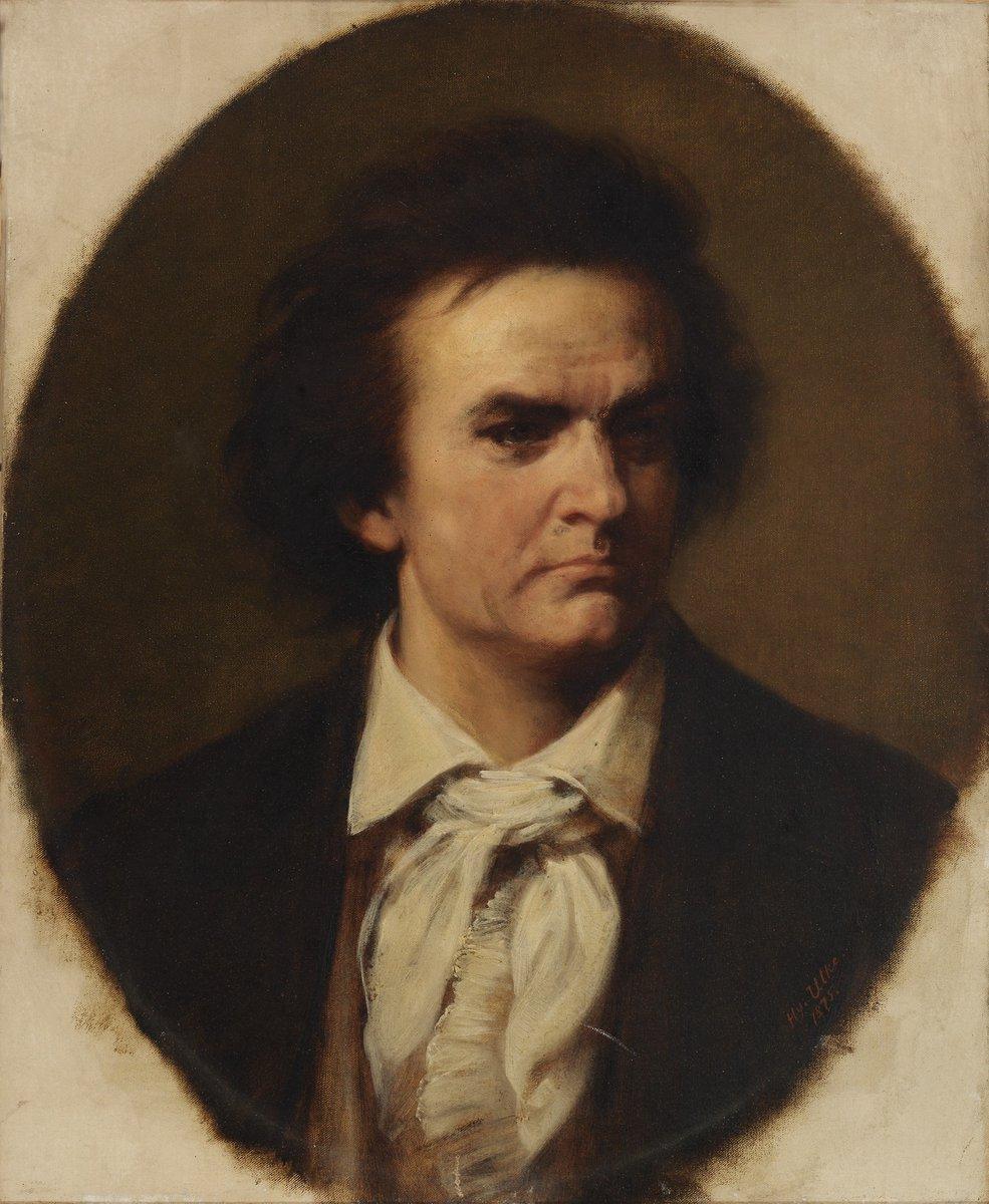 """""""En los logros de la Novena de #Beethoven250 reconocen su origen las obras sinfónicas de Bruckner, Mahler, Mendelssohn, Berlioz, Liszt y Vaughan Williams."""" #TCVSinfoníasBeethoven. (@altoynitido)."""