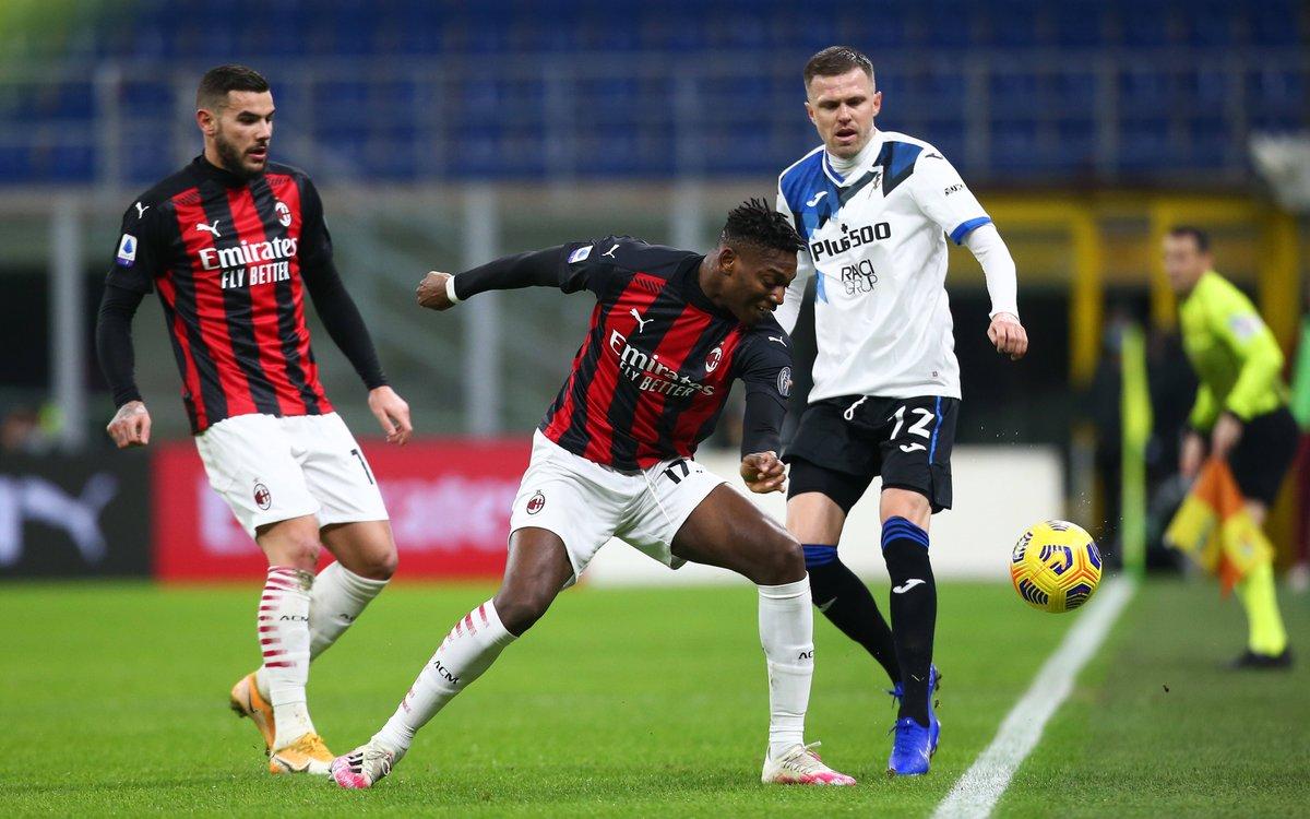 Xem lại bóng đá AC Milan vs Atalanta, Serie A – 24/01/2021