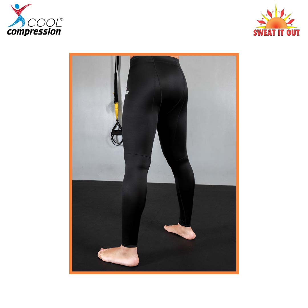 SWEAT IT OUT® with COOL COMPRESSION® technology 1900AK Performance Compression Tights have the best muscle recovery #technology for both men and women. Keep your legs energized throughout the day, at the #gym, walking around, or in a game.