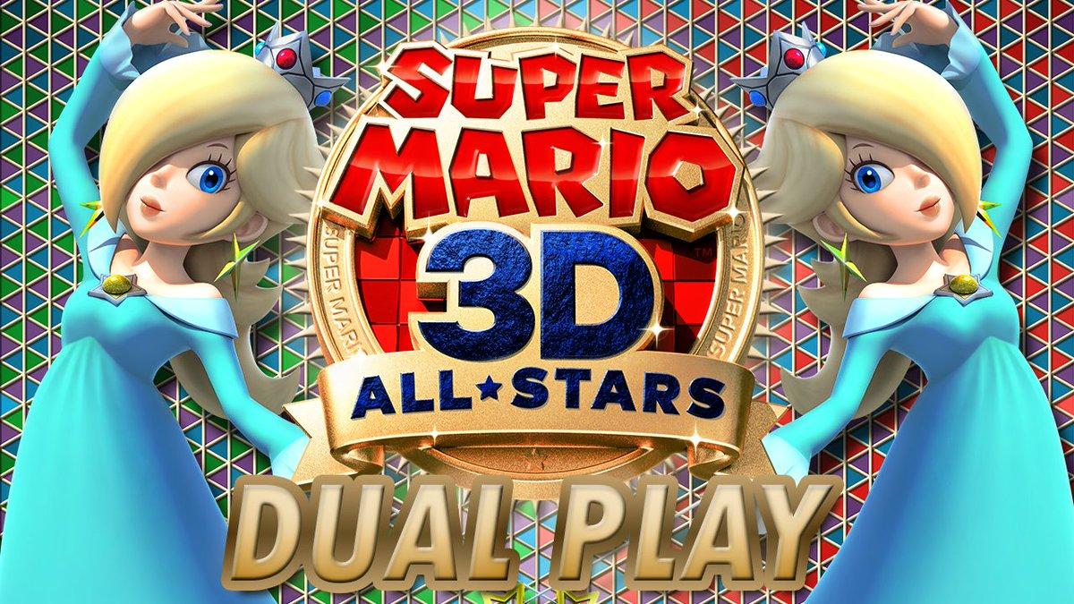 Super Mario 3D All-Stars Dual Play [39] Accidental Grinding    #SuperMario3DAllStars #SuperMarioGalaxy #Mario #Mario3DAllStars #SuperMario #SuperMario3DCollection #SuperMario3DWorld #BowsersFury