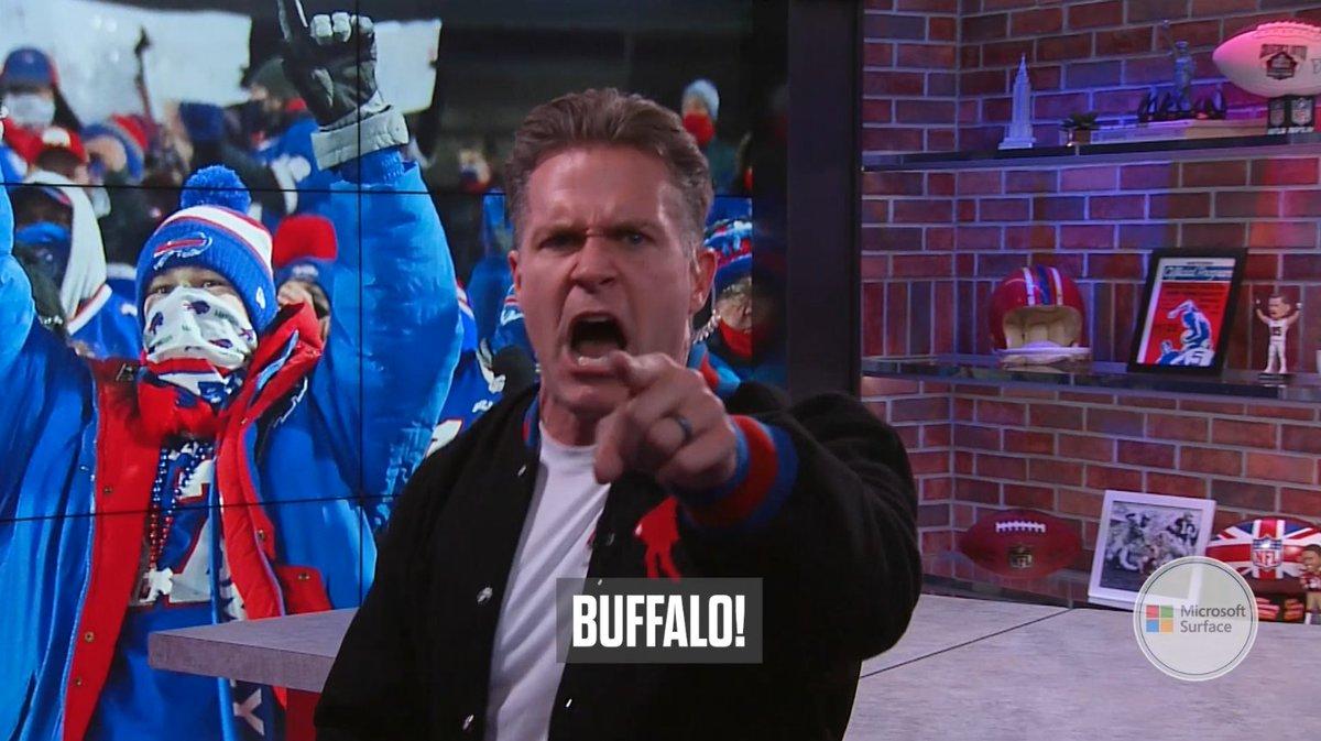 BUFFALO vs. THE WORLD  @KyleBrandt | @Surface