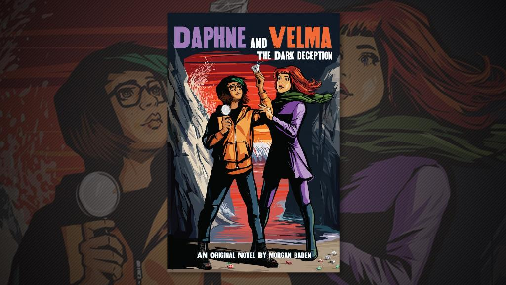 Jinkies! Whats it like to write new tales about iconic characters? We talked with author Morgan Baden and editor Beth Dunfey on creating the Daphne and Velma series, a YA reimaging of Scooby-Doo: bit.ly/3sMe8iZ