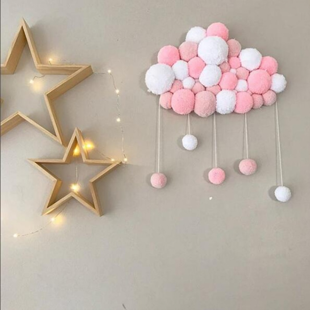Baby Room Wall Hanging Decorations #homeinterior #homecoming