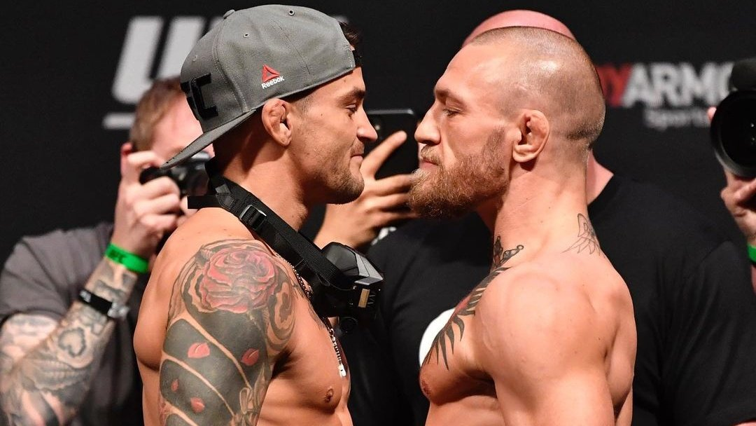 ❤️ Like for Dustin Poirier  🔄 Retweet for Conor McGregor  👇 Comment with your prediction  #UFC257
