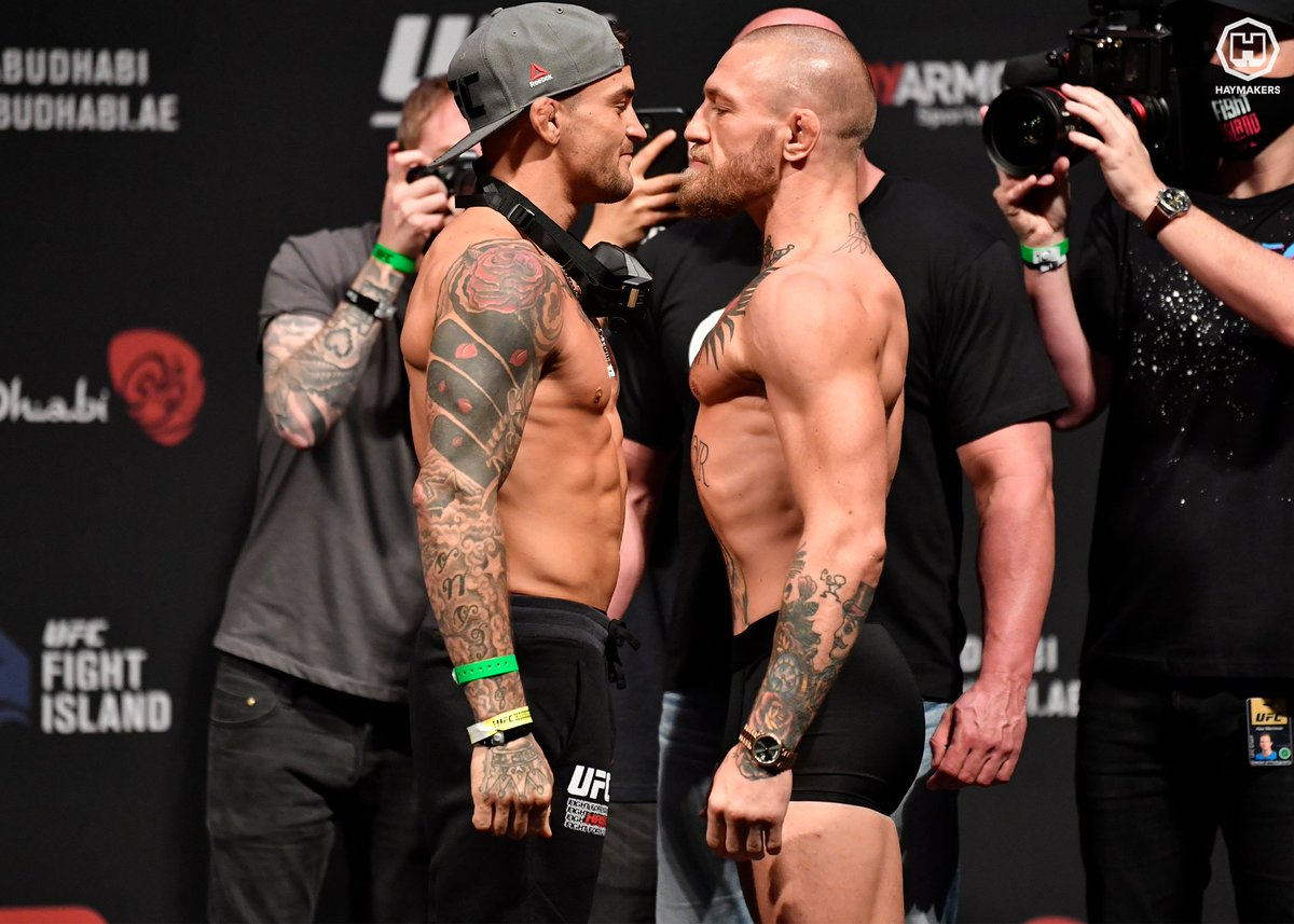 Ladies and Gentlemen, it's FIGHT DAY! What are you looking forward to most at #UFC257?