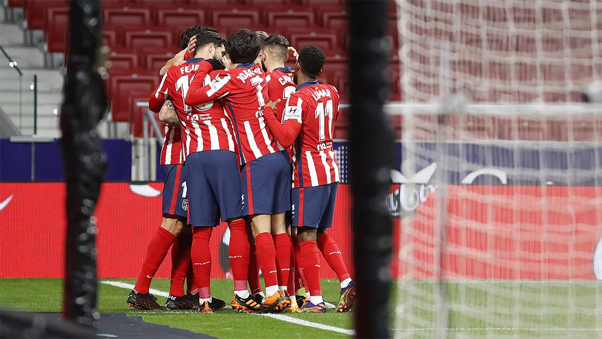 🔭👀 A la vista, todo un #AtletiValencia  ⚡ ¡A por 3⃣ importantísimos puntos, equipo!  🔴⚪ #AúpaAtleti