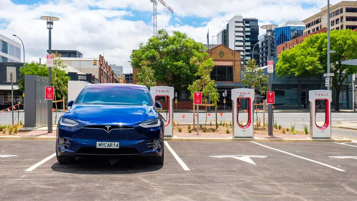 How many #electric cars are there in #Australia, and where are they? 🚘 🚘 🚘