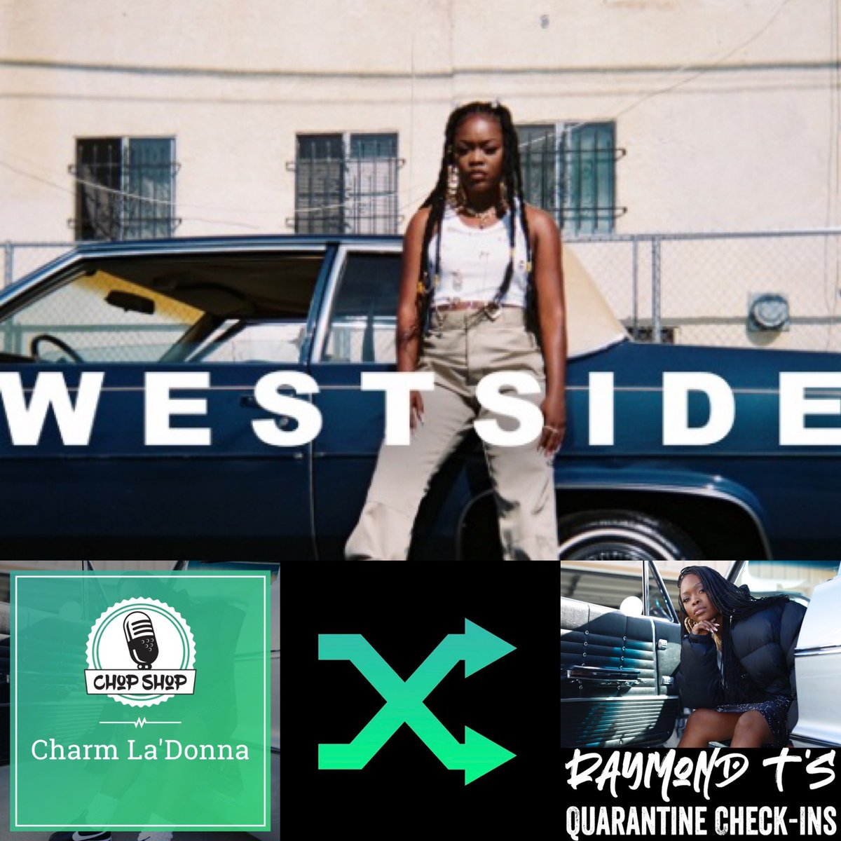 From Ya Speakers To Ya Screens...Tap In For The @CharmLadonna Takeover @livexlive  #STREAM DOPE #MUSIC, DOPE Convo, DOPE #VIBEZ On-Demand ➡️