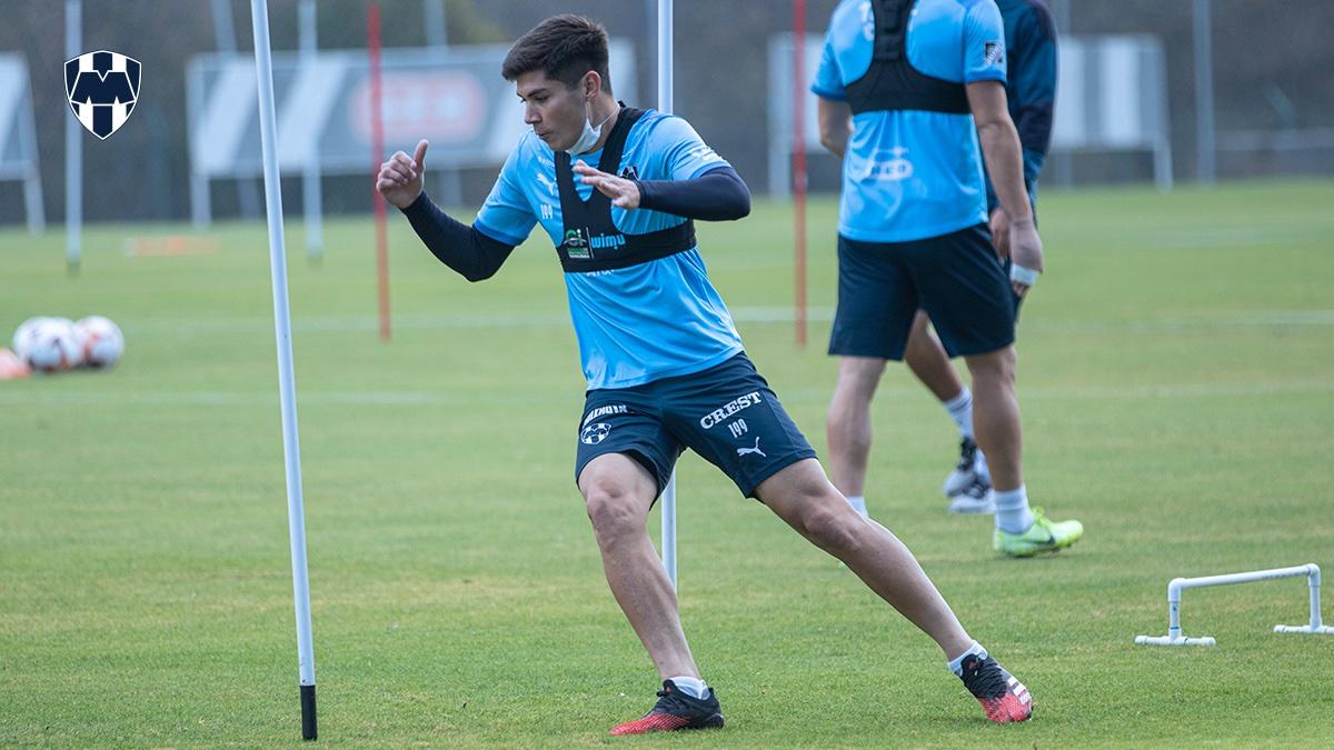 Monterrey regresa a los entrenamientos tras brote de COVID-19, revela dos casos más en su equipo