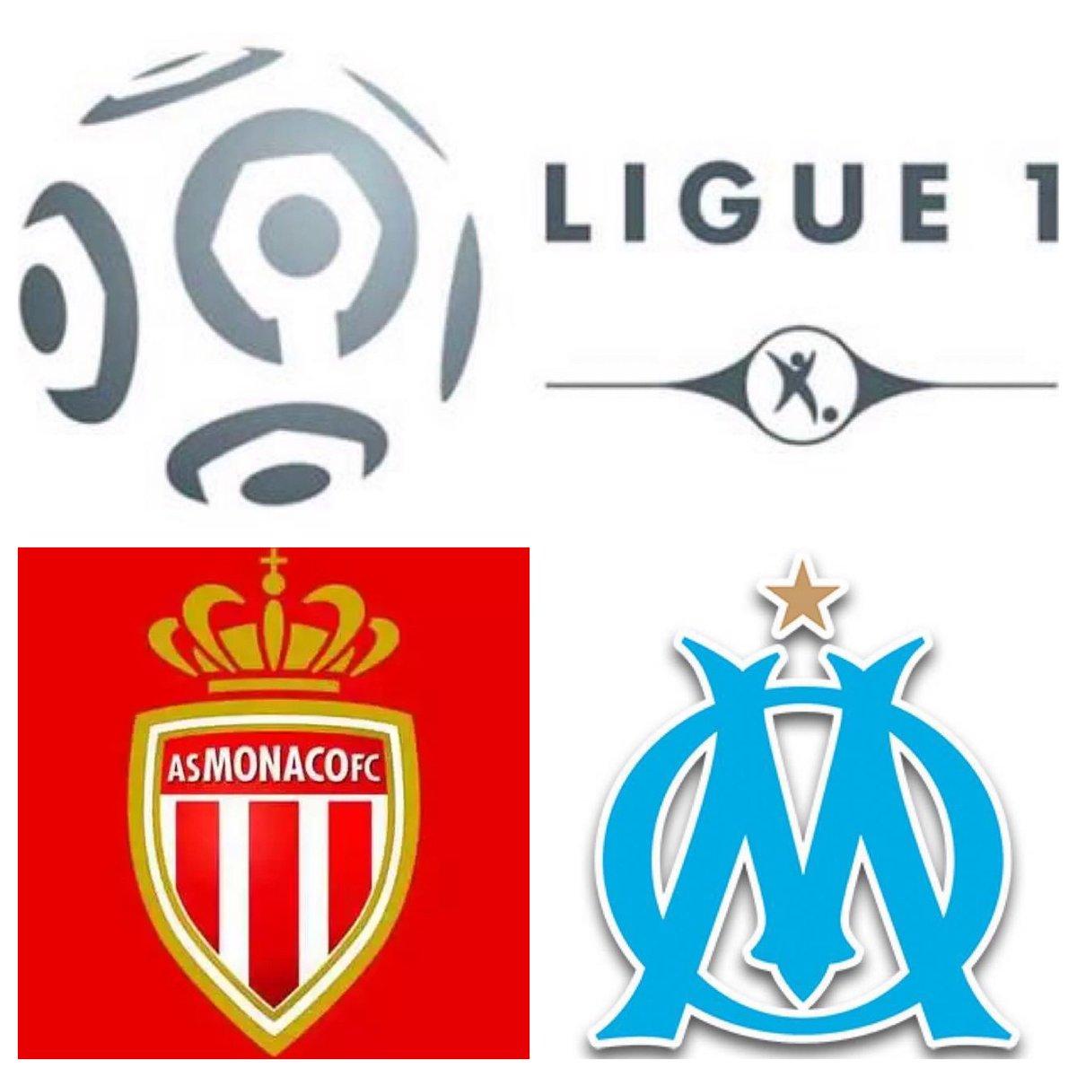 #IESRSN #Marseille @ #Monaco is underway! #Ligue1 #ASMOM