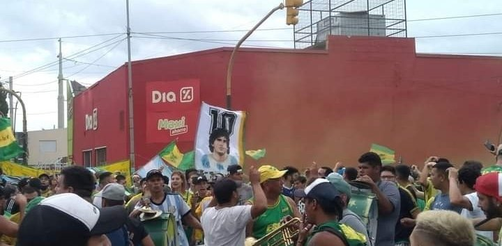 Por favor Diego, dale halcón! ❤  #D10S 🔟🇦🇷 #SUDAMERICANAxESPN