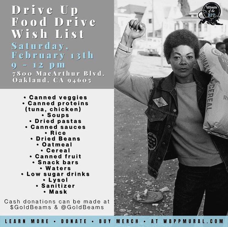 Drive Up Food Drive